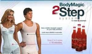 Women Body Magic and Men Abdomen T'Shirt Instantly reducing 2-3 sizes from your waist and Le vive...