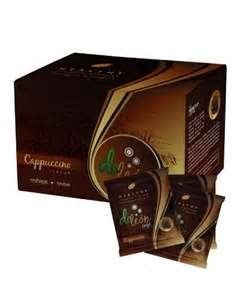 de leon cafe-coffee with ganoderma & omega3