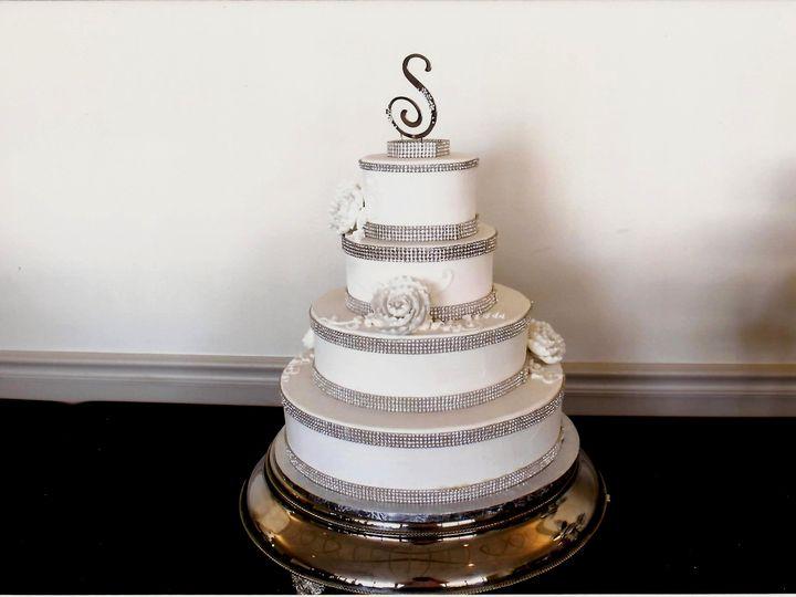 Tmx 1415975607911 Aggies Cake 17 Milwaukee, Wisconsin wedding cake