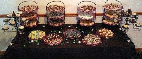 Tmx 1415975982701 Img2618 1 Very Small Milwaukee, Wisconsin wedding cake