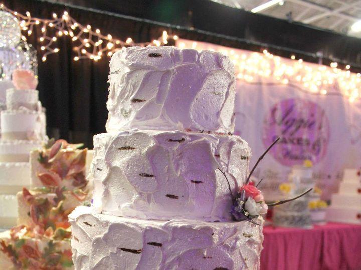 Tmx 1415976271755 Wonderful World Of Weddings 2013 Aggies Milwaukee, Wisconsin wedding cake