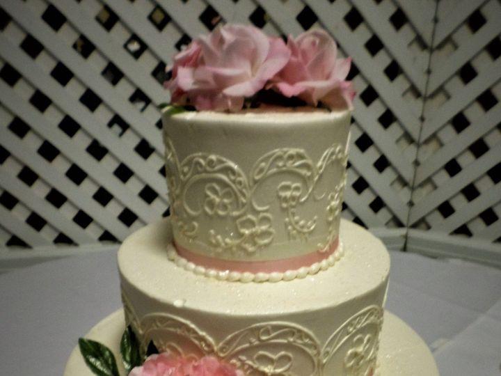 Tmx 1516889329 67d7ecbecd04eaa3 1516889321 91cea8755c427ffb 1516889381051 13 Weddingcake 177 1 Milwaukee, Wisconsin wedding cake
