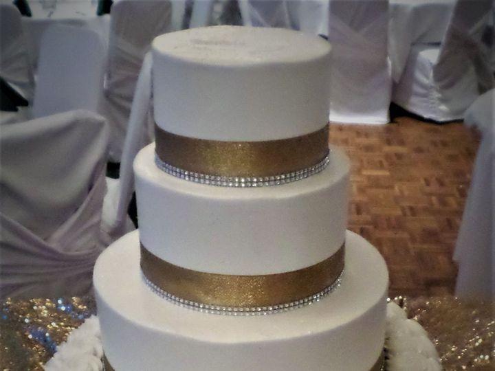 Tmx 1516889330 De151db0b6711d1d 1516889327 A17cf039d1a70574 1516889388138 14 Weddingcake 205 2 Milwaukee, Wisconsin wedding cake