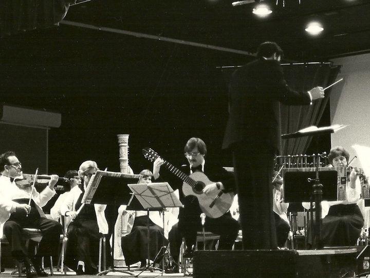 Tmx 1374636190759 Eric And Orchestra Oviedo wedding ceremonymusic