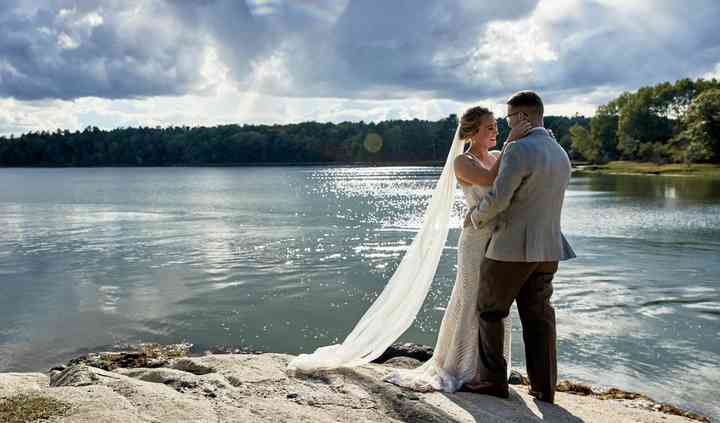 Maine Coast Wedding Photography