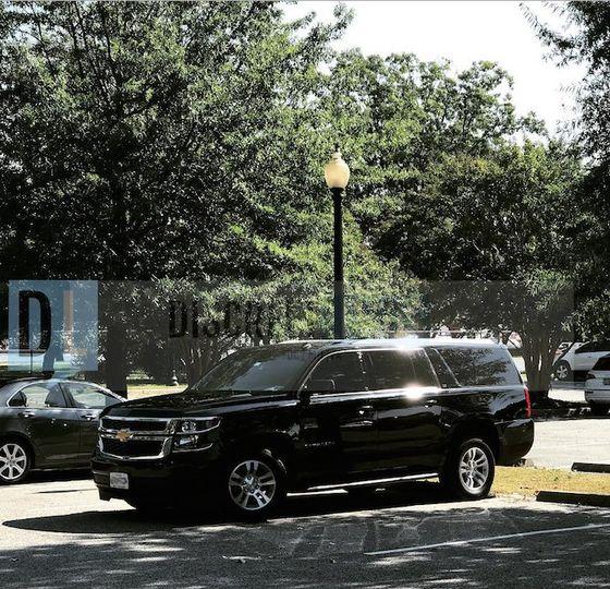 Luxury Chevrolet SUV