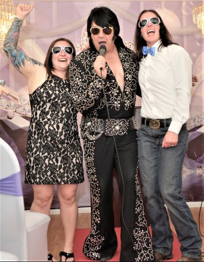 Fun with Elvis
