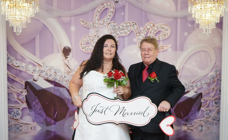 Just got married