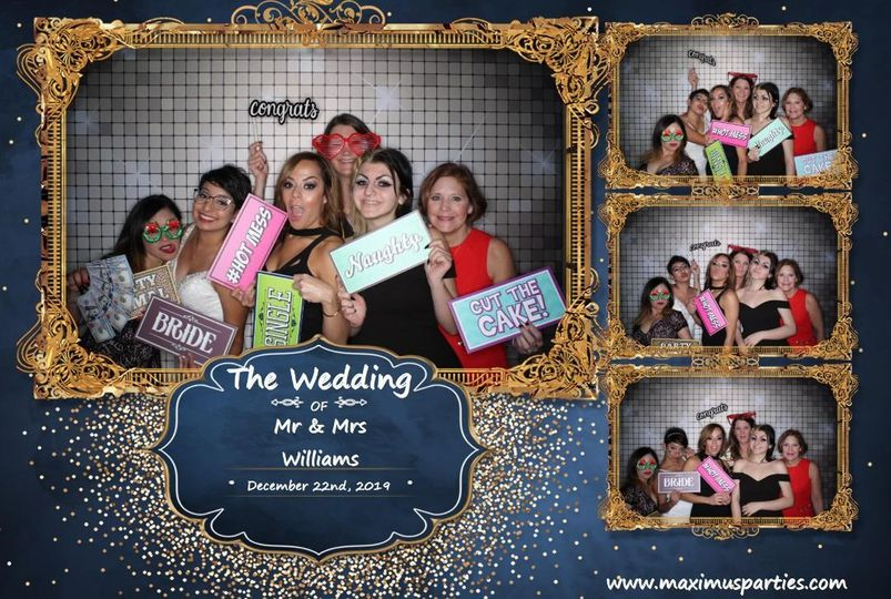 Grouo Picture in Booth