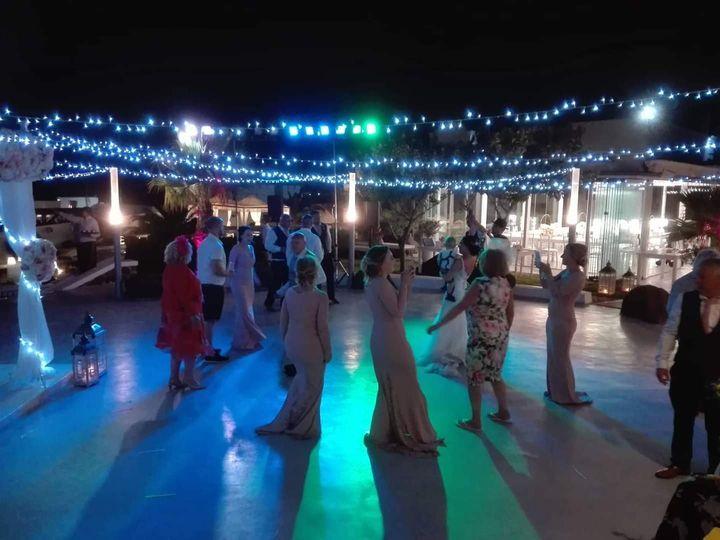 Santorini Gem Dancing