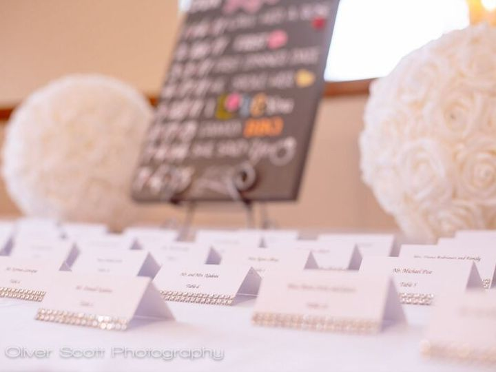 Tmx 1445469385376 The Bling On Place Cards South Hadley, MA wedding planner