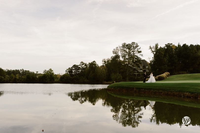 Course pond