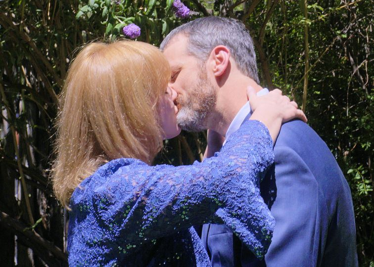 The 20 year kiss