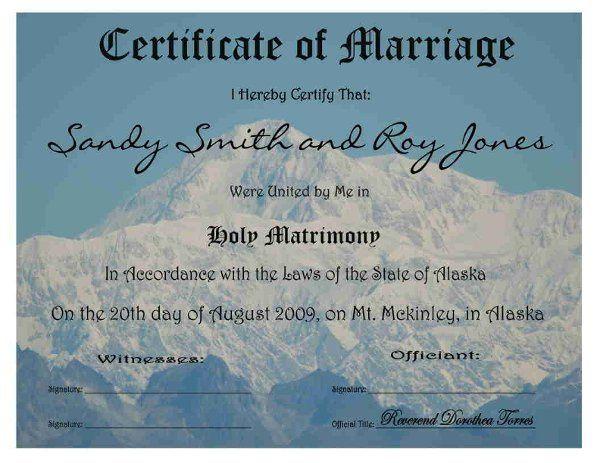Certificate # 42