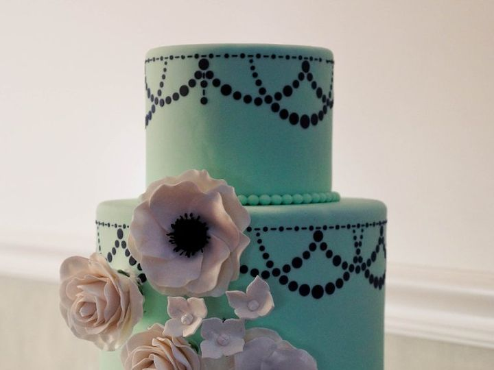 Tmx 1362108084709 DSC04928 Greenville wedding cake