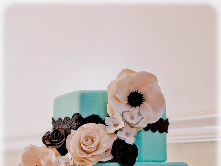 Tmx 1362108129923 DSC04987 Greenville wedding cake