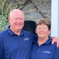 Dave and Sharon Kline