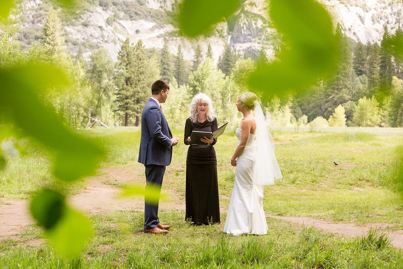 Elopement in Yosemite
