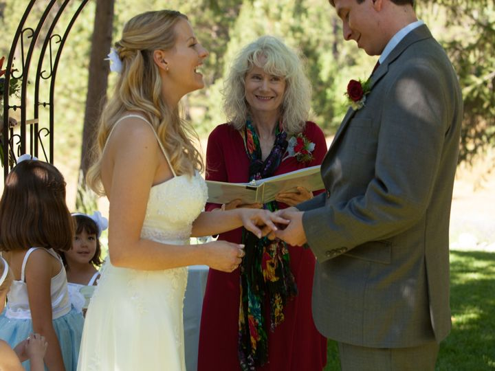 Tmx 1382245430131 Exchanging Rings Rocklin, California wedding officiant