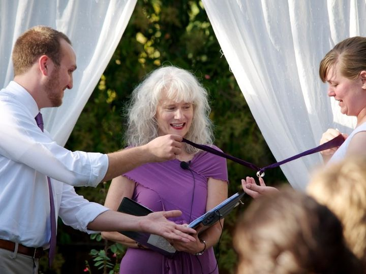 Tmx 1382246710244 After The Rings Have Been Blessed Ready To Exchange Rings Rocklin, California wedding officiant