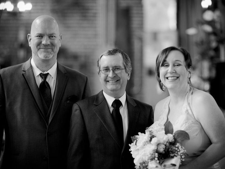 Tmx 1402679859648 Revsamwedding Watkinsville, Georgia wedding officiant
