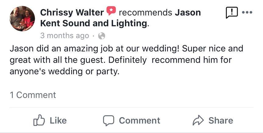 Thank You Chrissy!