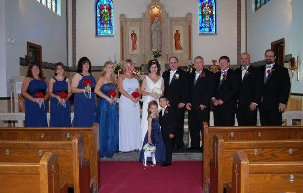 Tmx 1255362928912 Bridalpartyaltar2 Mohawk wedding planner
