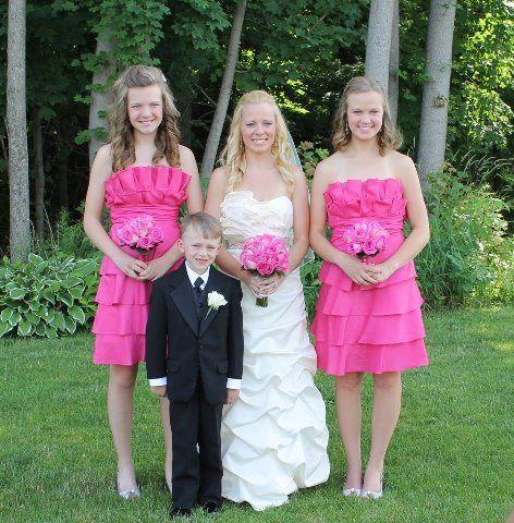 Tmx 1359302718648 Bridalpartypic Mohawk wedding planner