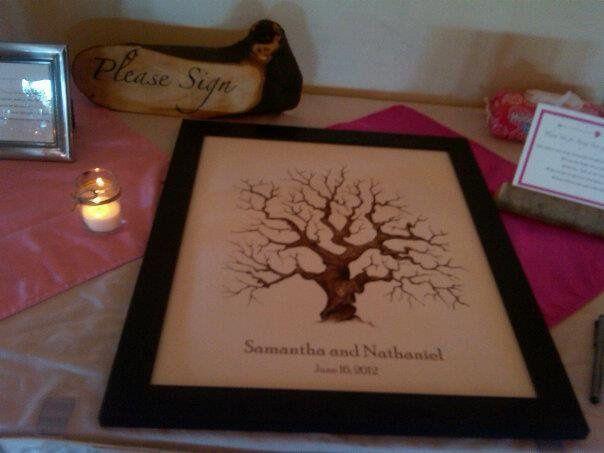 Tmx 1359302844900 Guestbookcloseup Mohawk wedding planner