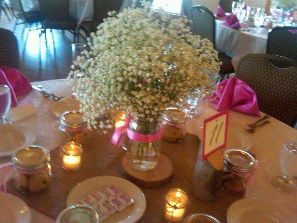 Tmx 1359302879423 Centerpiecesandtabledecor Mohawk wedding planner