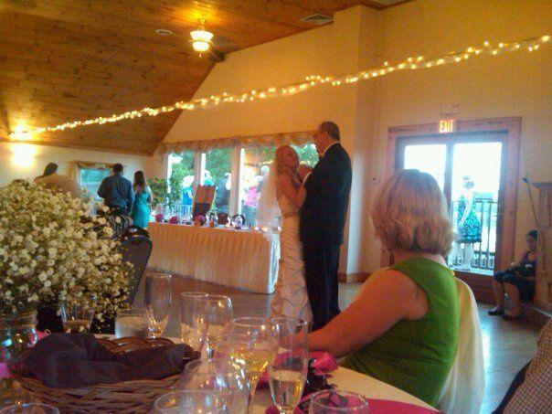 Tmx 1359302952750 Fatherofthebrideandbridedance Mohawk wedding planner
