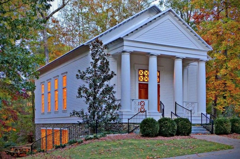 793be5a87a9ba36b blount springs blount county wedding chapel venue