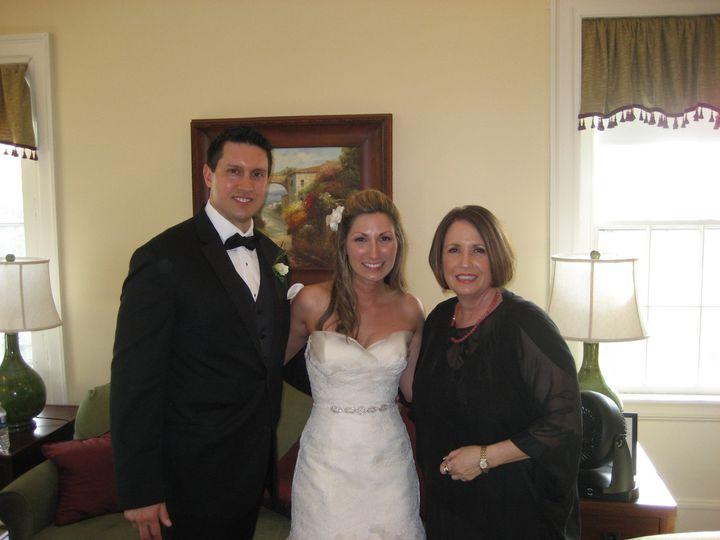 Tmx 1464188427950 Sarah  David May 26 2012 Christiansted, VI wedding officiant