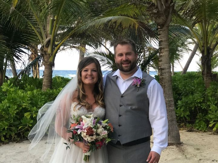 Tmx 1517079857 C0b9278d528e7b41 1517079855 21d81fd81a3988a6 1517079852356 7 ALLIE   EVAN JOHNS Christiansted, VI wedding officiant