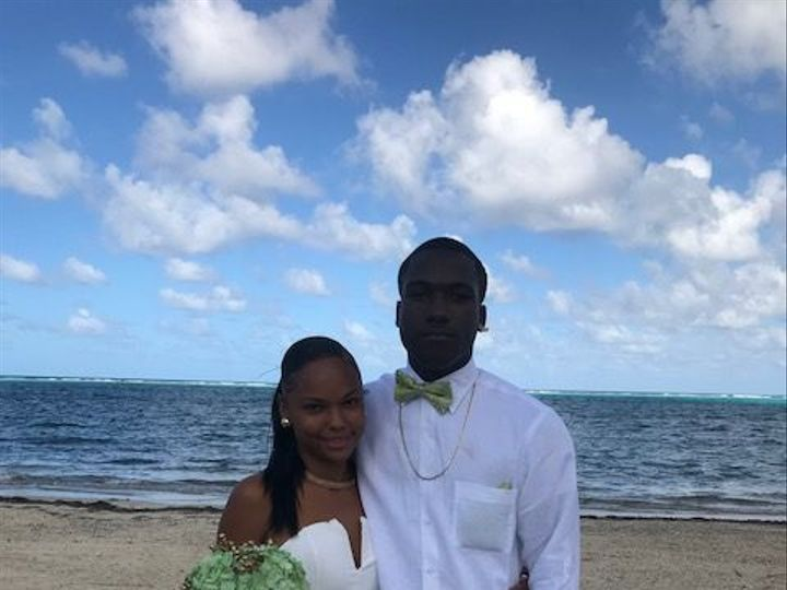 Tmx 1517079989 691cee749aefe625 1517079988 73b40102e394c97b 1517079988645 16 12 29 17 WEDDING  Christiansted, VI wedding officiant