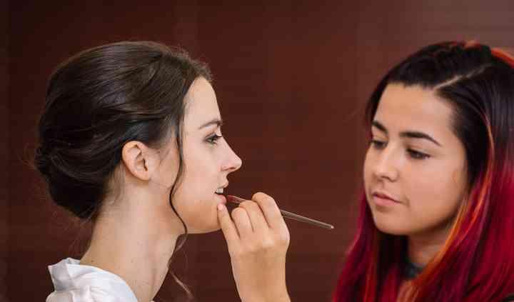 Allie Vallario Makeup