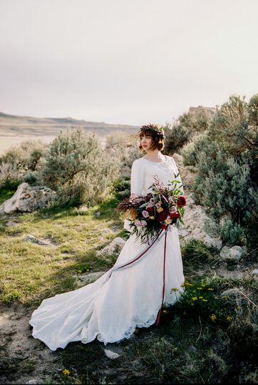 Antelope Island Bridals