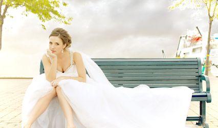 The wedding of Gilbert and Analisa