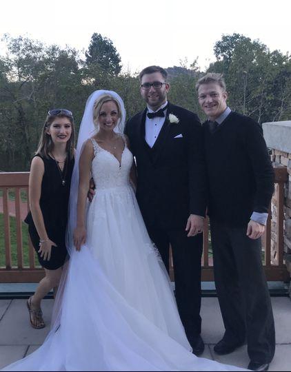 Marisa Matyola Wedding