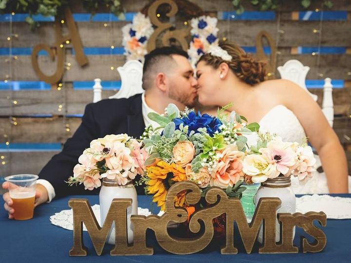 Tmx Bride And Groom Couples Table 51 1872313 1568215056 Friendship, WI wedding planner