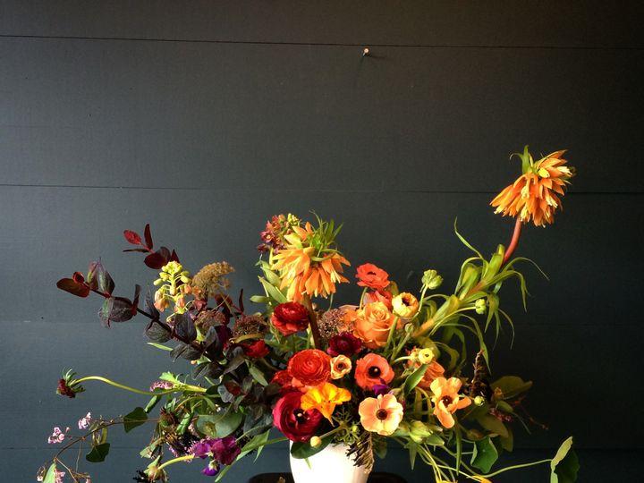 Tmx 1438114683860 Williwildflower Centerpiece Aptos wedding florist