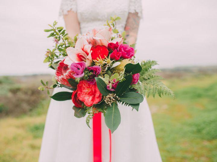 Tmx 1438115084150 Williwildflowerweddingbouquet Aptos wedding florist