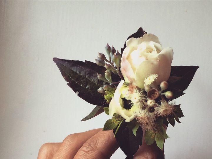 Tmx 1438115420314 Williwildflowerboutonniere Aptos wedding florist