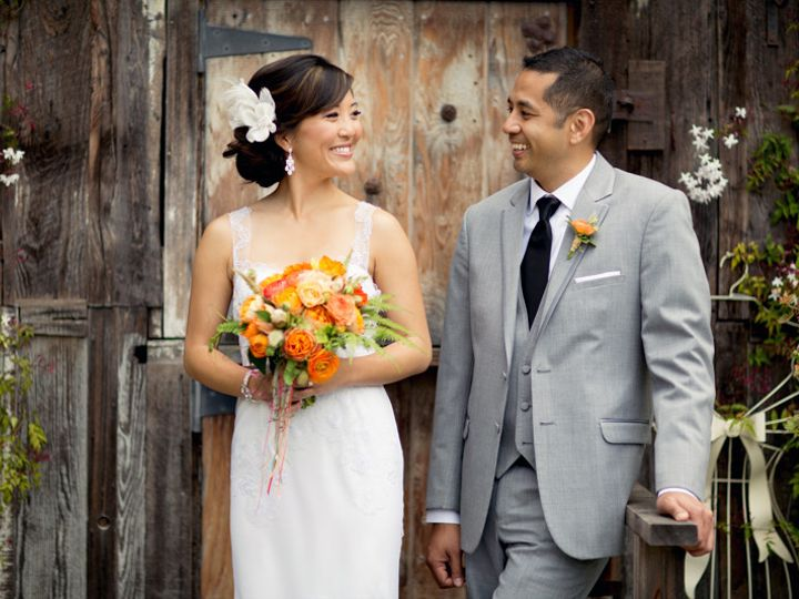 Tmx 1438115483248 Bridegroom Aptos wedding florist