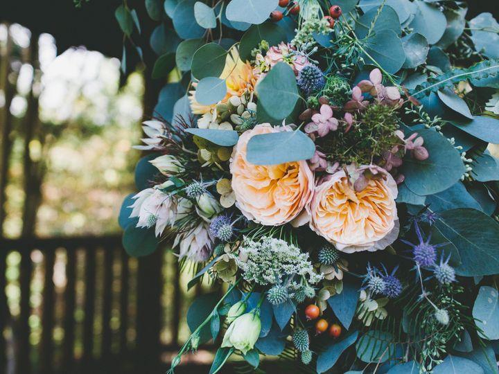 Tmx 1438115533705 Williwildflowerweddinggarland Aptos wedding florist
