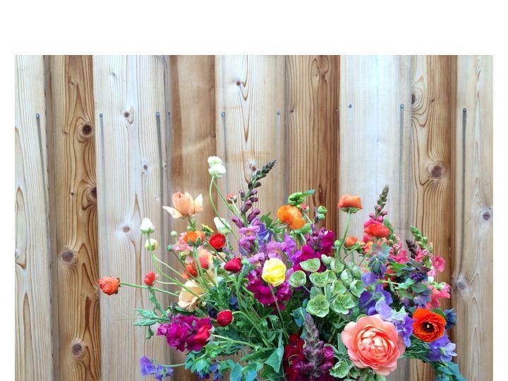 Tmx 1438115638579 Williwildflowerfarmerflorist Aptos wedding florist