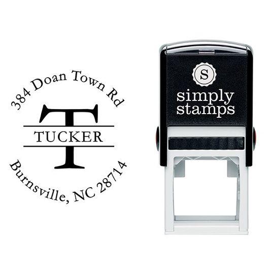 New last name stamp