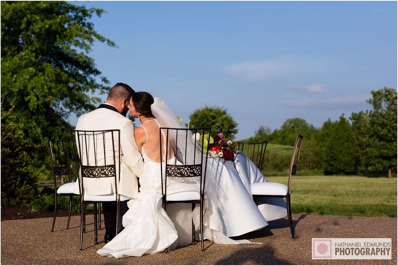 Vineyard Summer Wedding