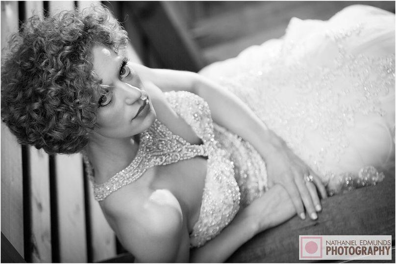 Fierce Bridal Style