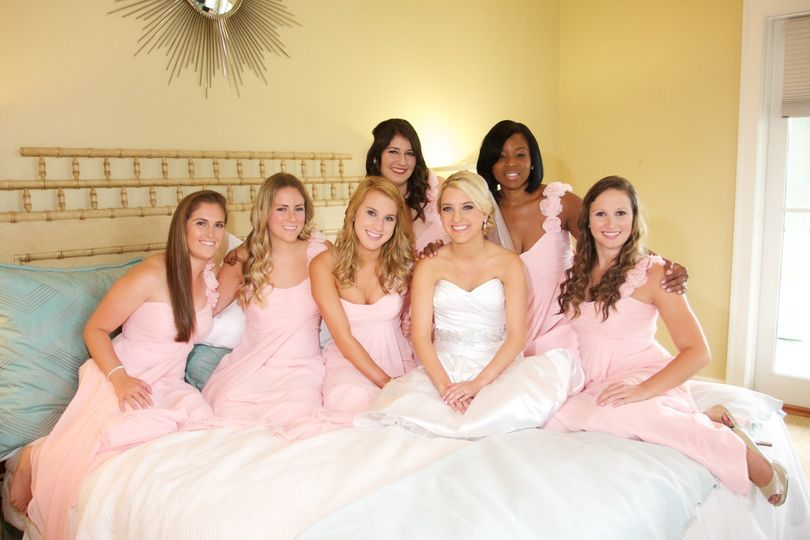 Wedding at the Lee House in Historic Downtown Pensacola
